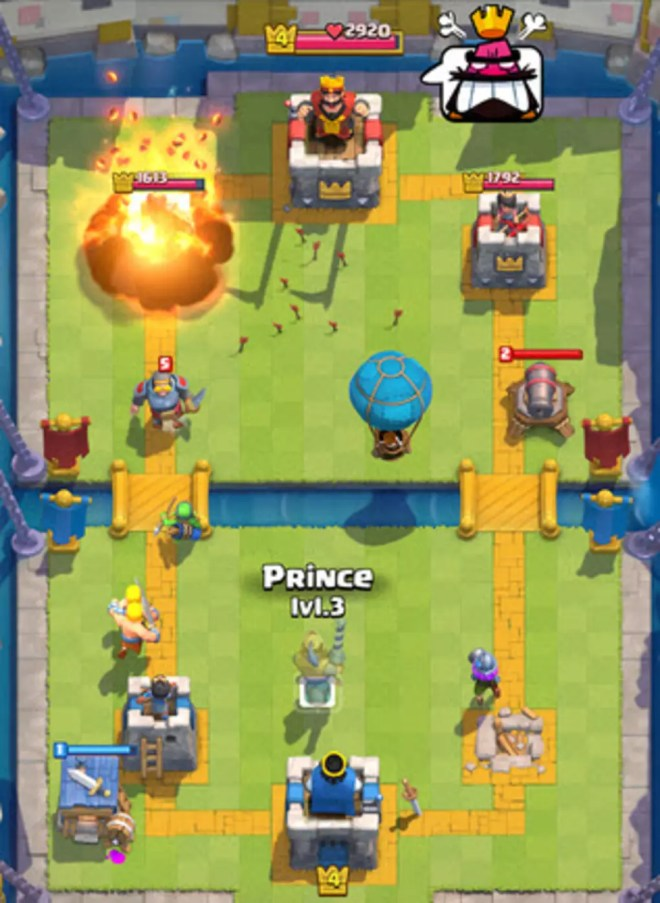 clash royale for iphone - download