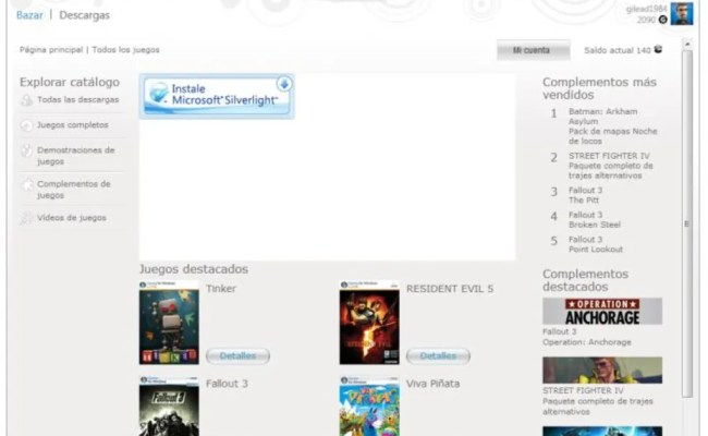 Games For Windows Marketplace Client Windows Download