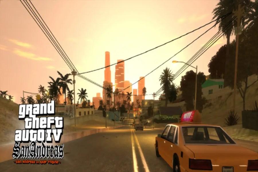 Gta Iv San Andreas Download