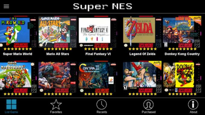 Free Snes Emulator Games For Android | Games World