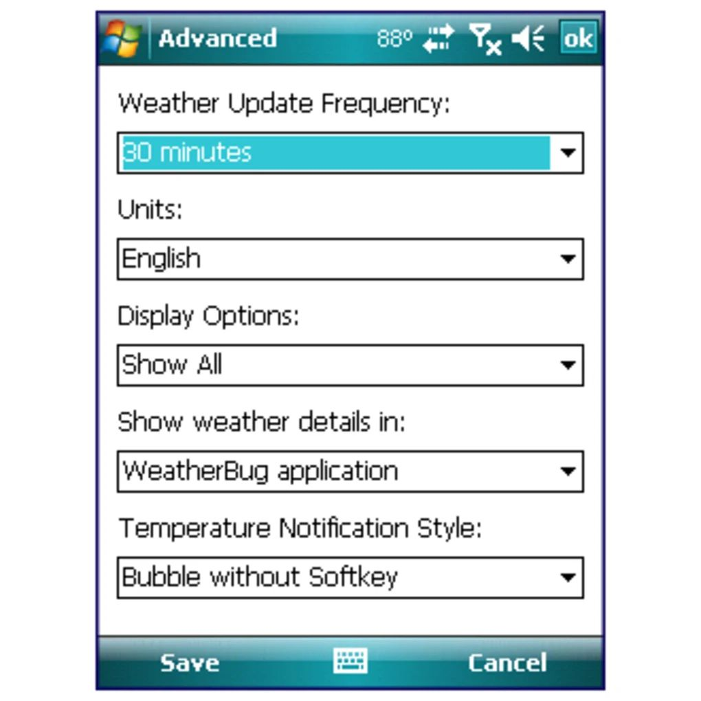 How To Configure The Windows 10 Weather App - Resume