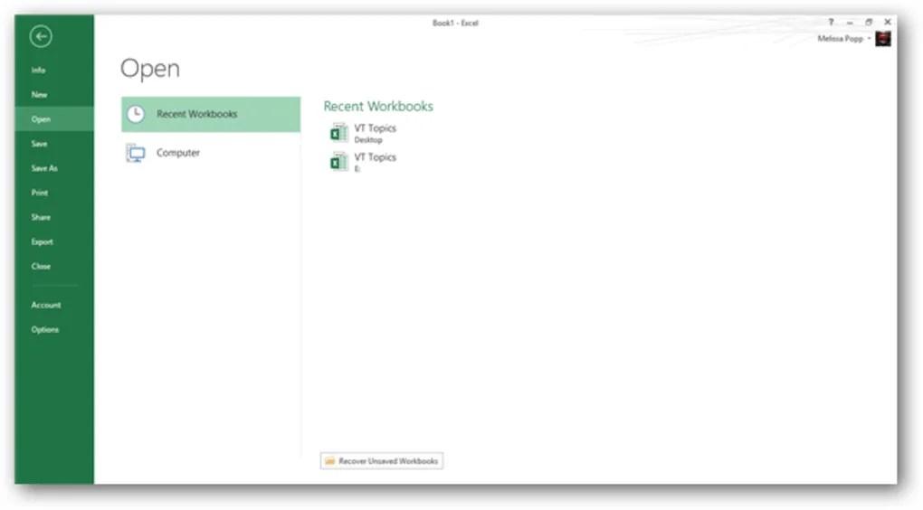 Microsoft Excel تنزيل