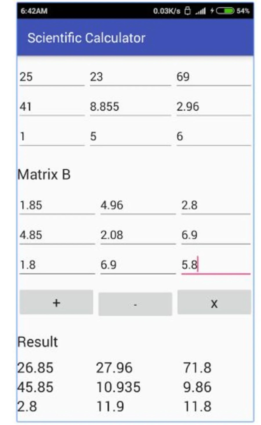 Fx 991ms Scientific Calculator For Android Download