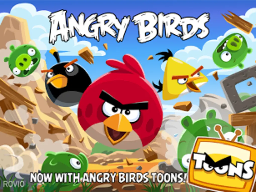 angry birds hd for