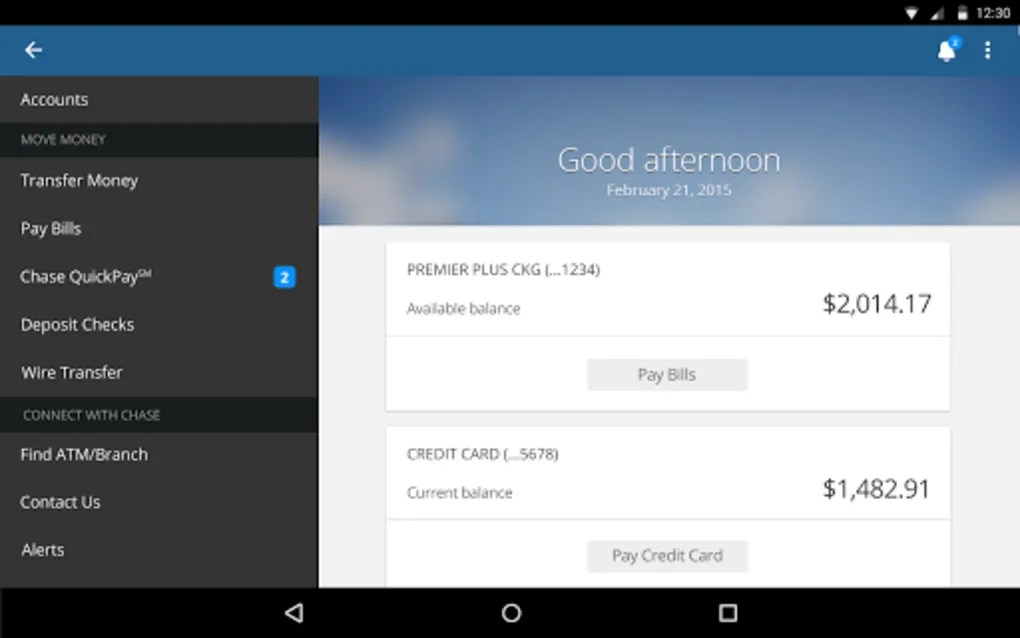 Chase Mobile For Android Download