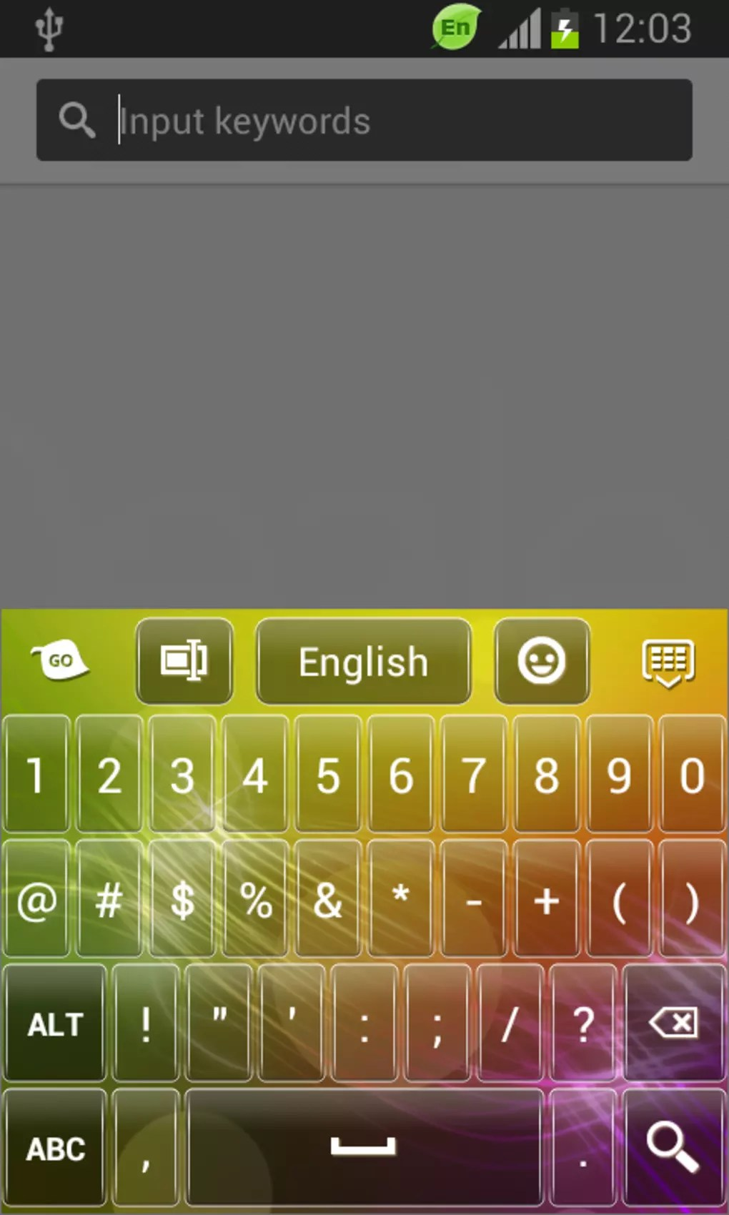 Color Keypad Theme for Samsung for Android  Download