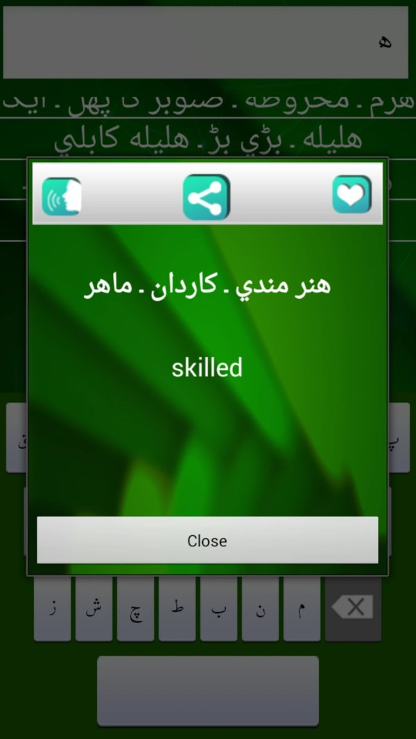 English Urdu Translator Dictionary Iphone - Year of Clean Water