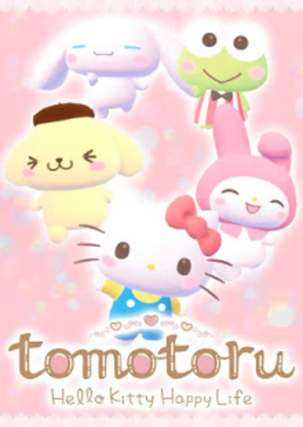 Game Salon Hello Kitty : salon, hello, kitty, Tomotoru, Hello, Kitty, Happy, Android, Download
