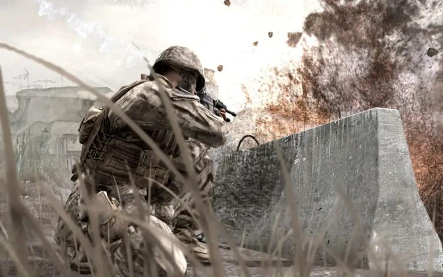Call Of Duty 4 تنزيل