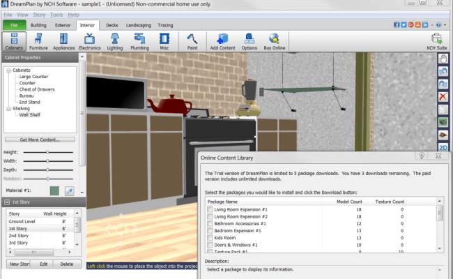 Dreamplan Home Design Software 4 19 Portable