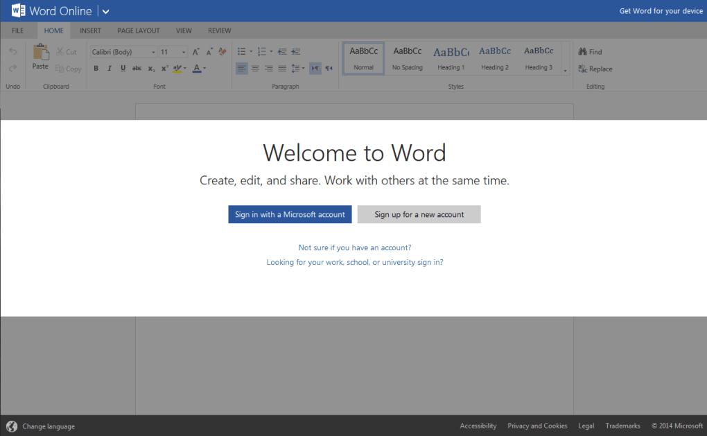 Office Online - Download