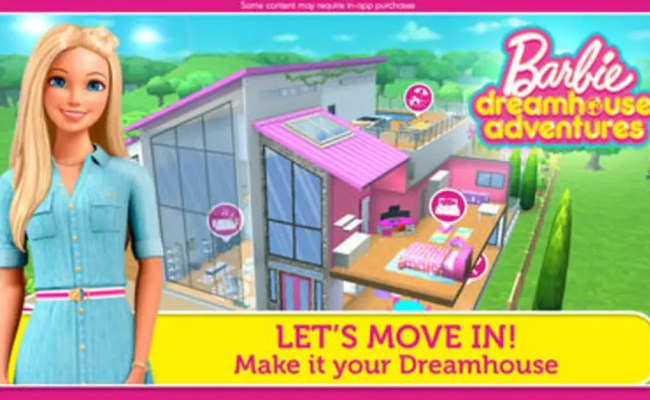 Barbie Dreamhouse Adventures For Iphone Download