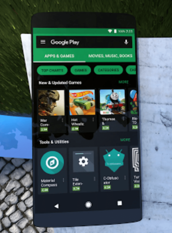 Theme Apps Samsung Developer Program - Year of Clean Water