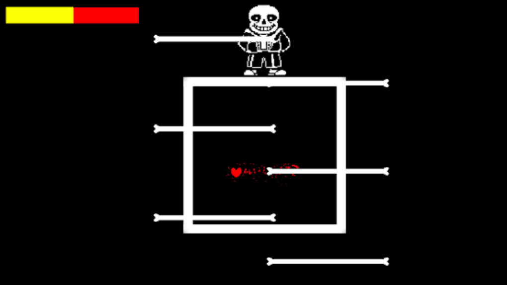 bad time sans for