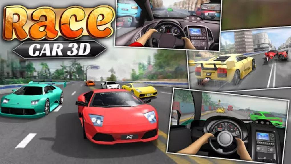 Top Speed 3d Car Game