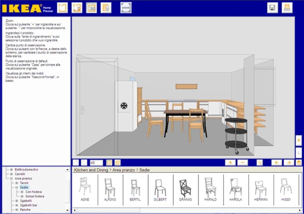 IKEA Home Planner Cucina  Download
