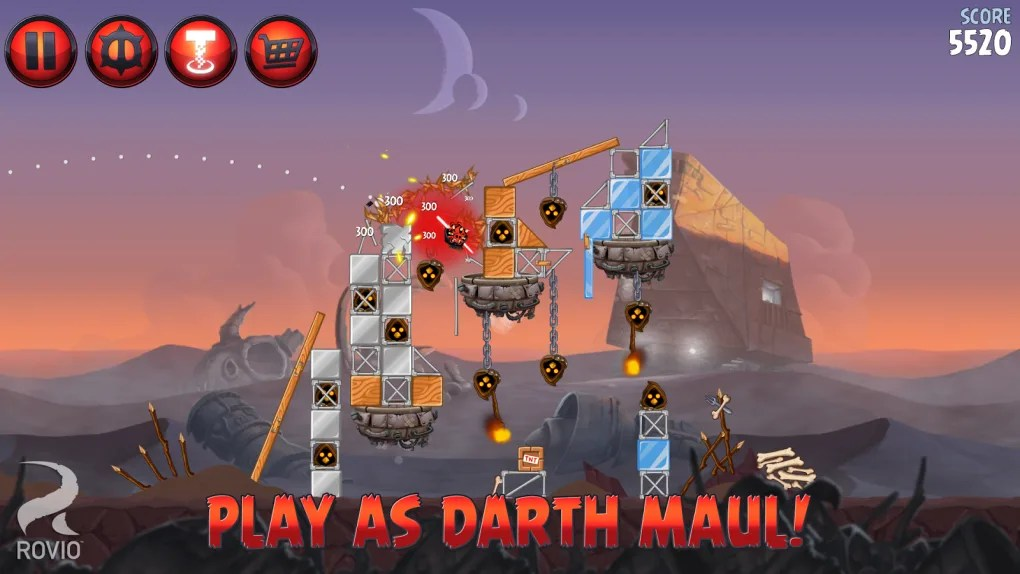 Angry Birds Star Wars Ii Free For Android Download