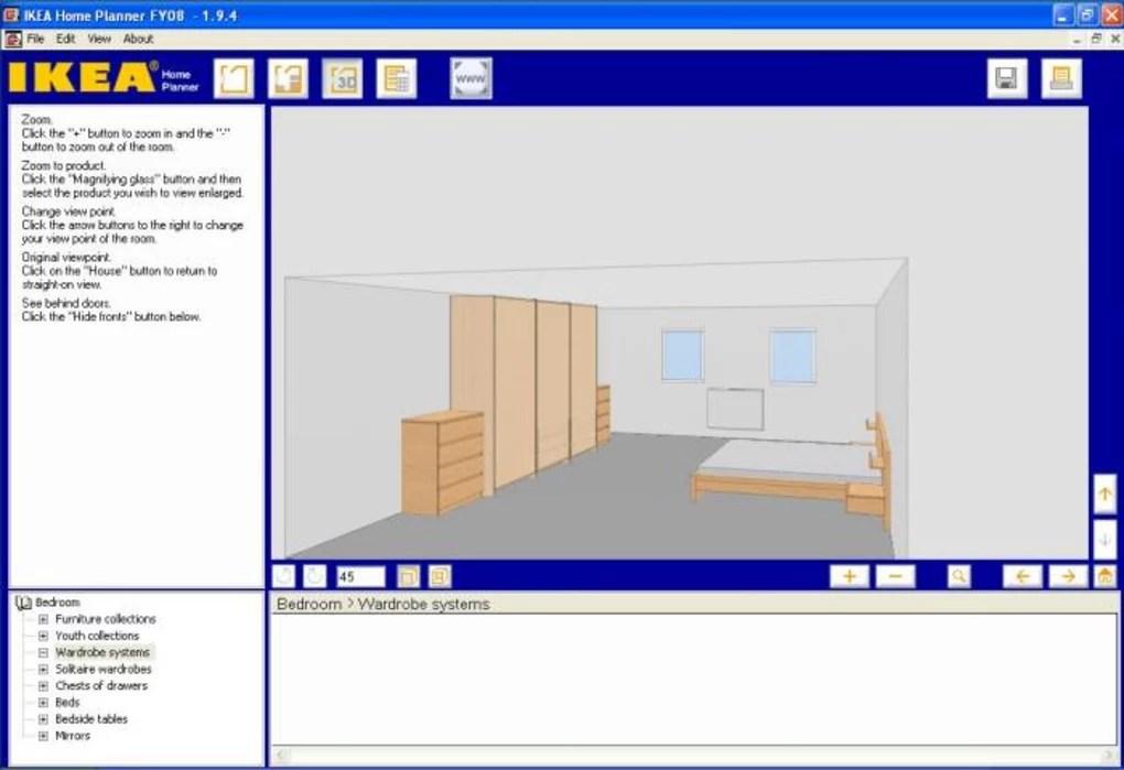 Ikea Home Planner Bedroom Download