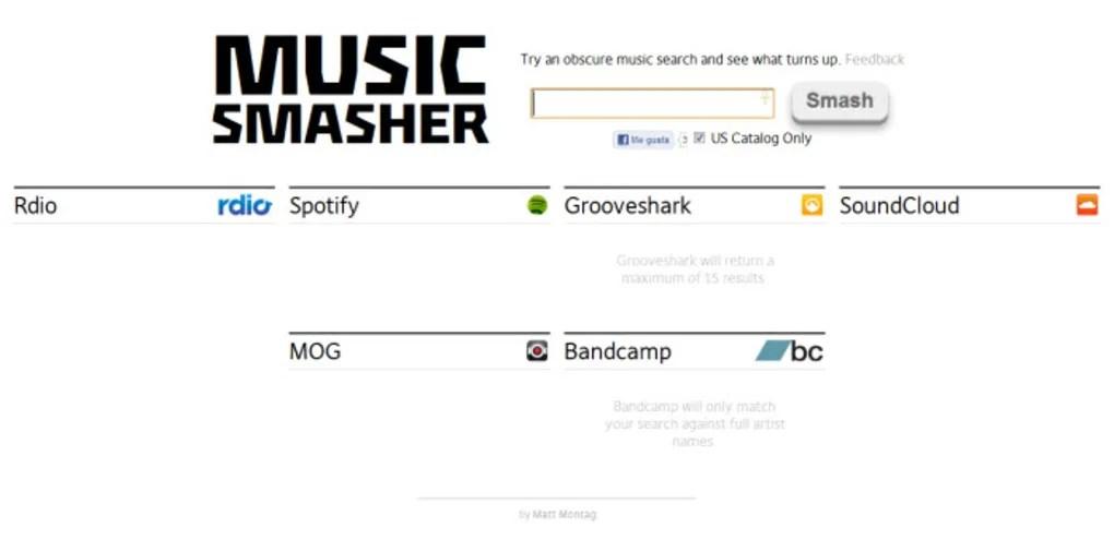 Music Smasher Online