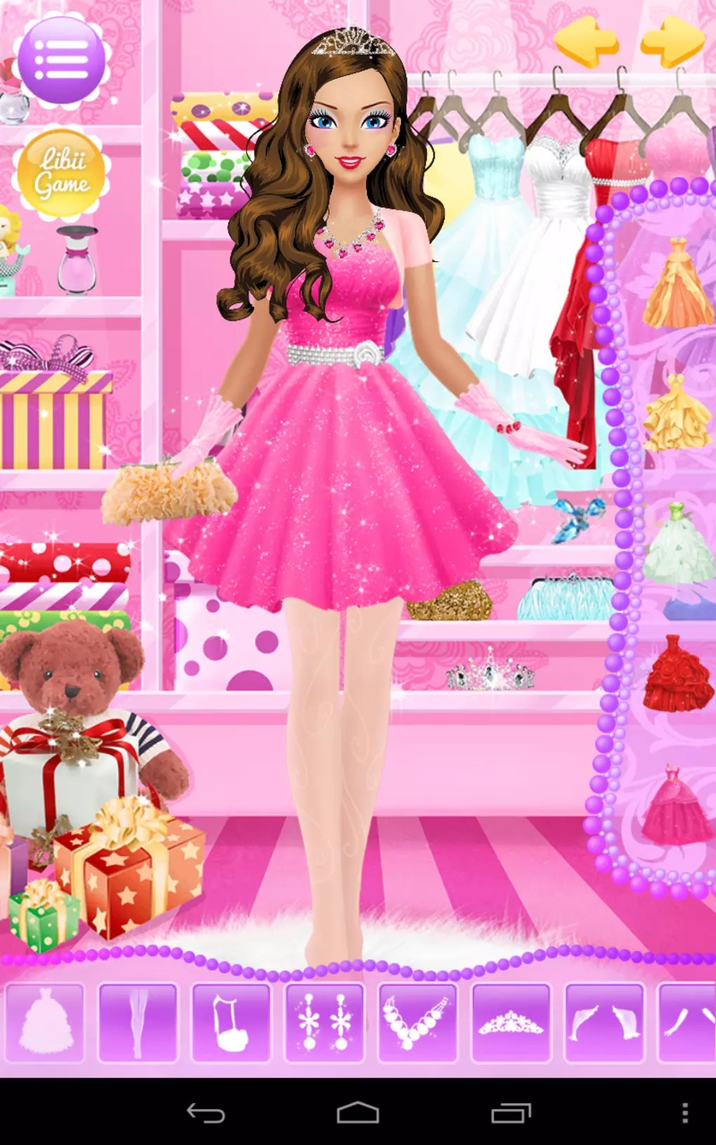 Barbie Solon Games : barbie, solon, games, Princess, Salon, Android, Download