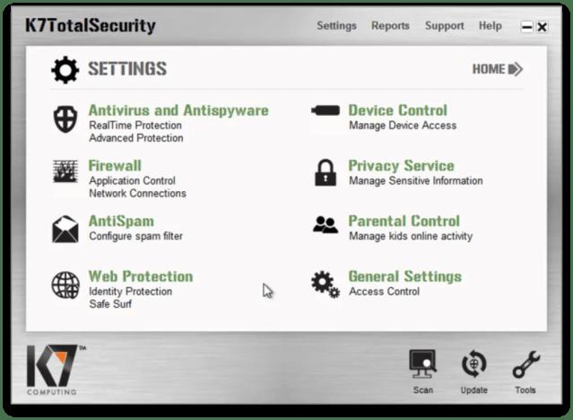 K7 Total Security - Download