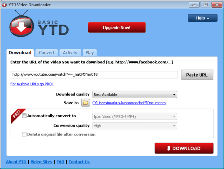 MediaHuman YouTube Downloader (1406) 5 9 12 Code Download 2019