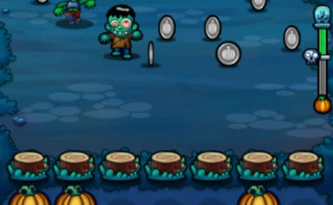 Pumpkins Vs Monsters For Android Download