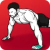 home workout no equipment icon