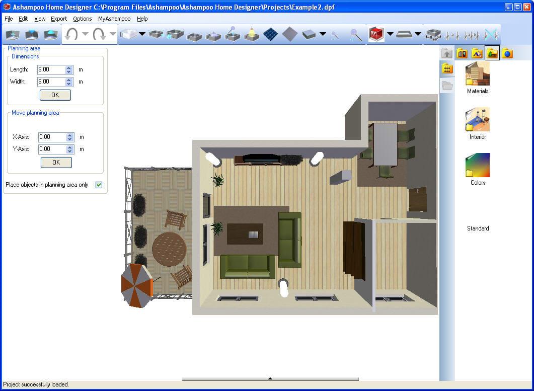 Ashampoo Home Designer Download
