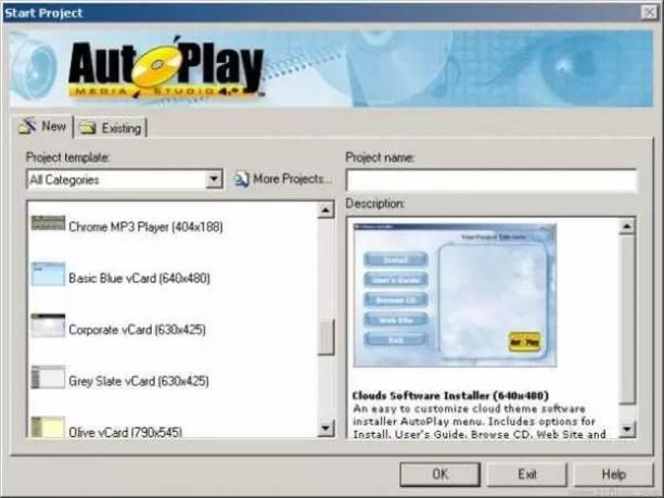 AutoPlay Media Studio 8.5.2.0