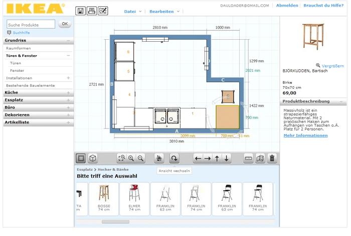 IKEA Kchenplaner Online