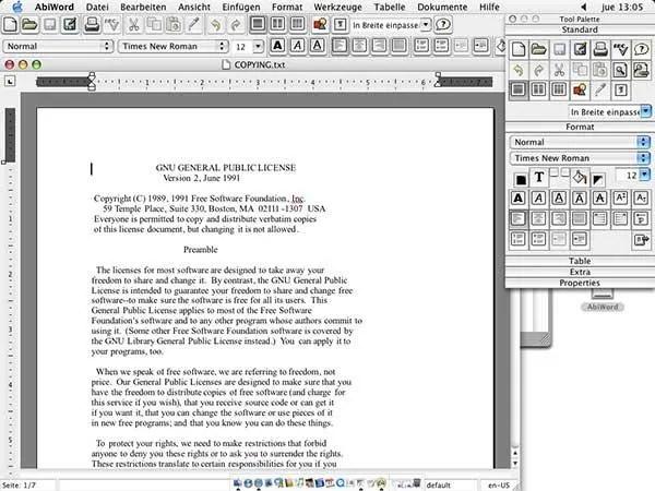 Download WordPad für Mac