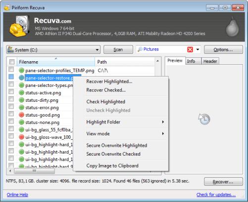 Image result for Recuva