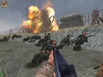 Resultado de imagem para Medal of Honor: Allied Assault