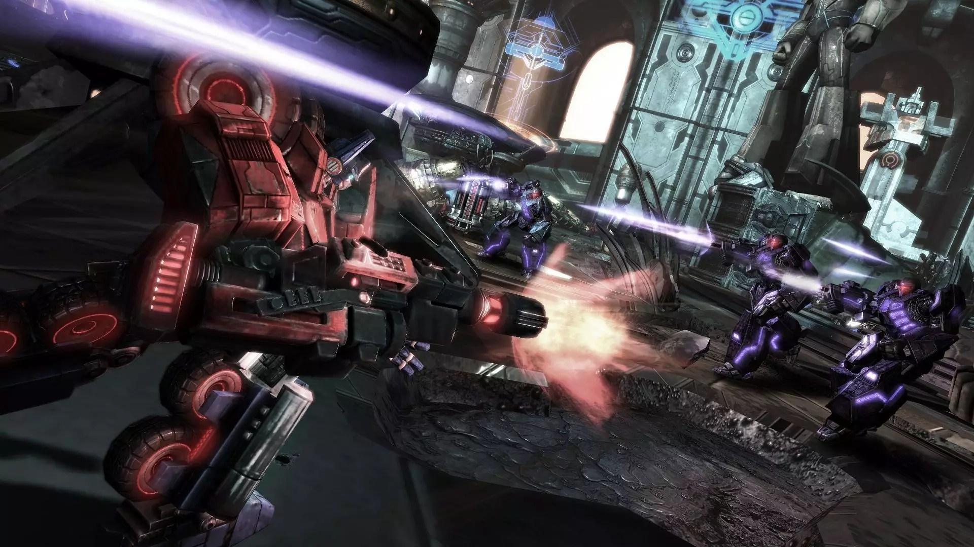 Transformers Fall Of Cybertron Wallpaper Hd Transformers War For Cybertron Download