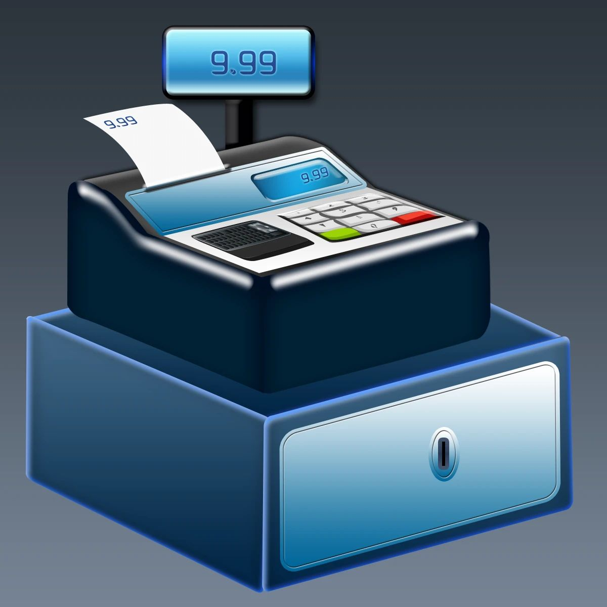 downloadable cash register