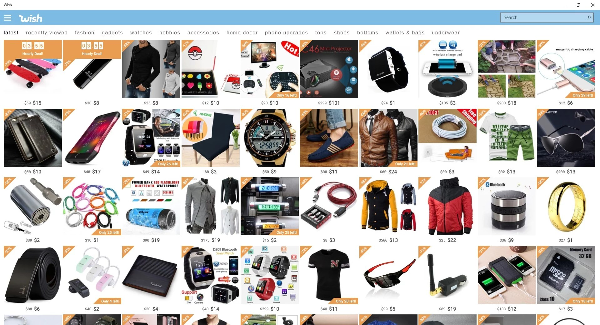 Wish Shopping Made Fun Download