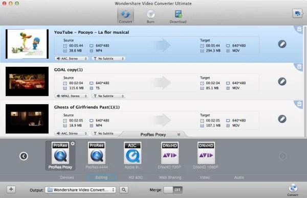 Wondershare Video Converter Ultimate 10.0.3 + Keys for Mac