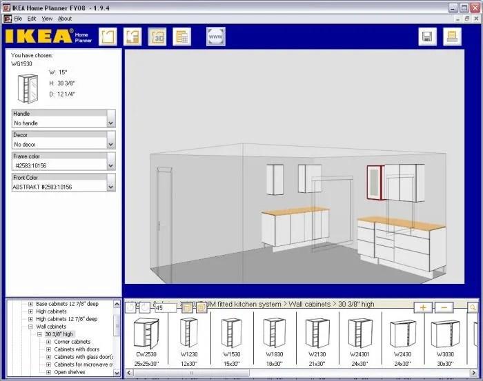 Ikea Kitchen Planner Firefox