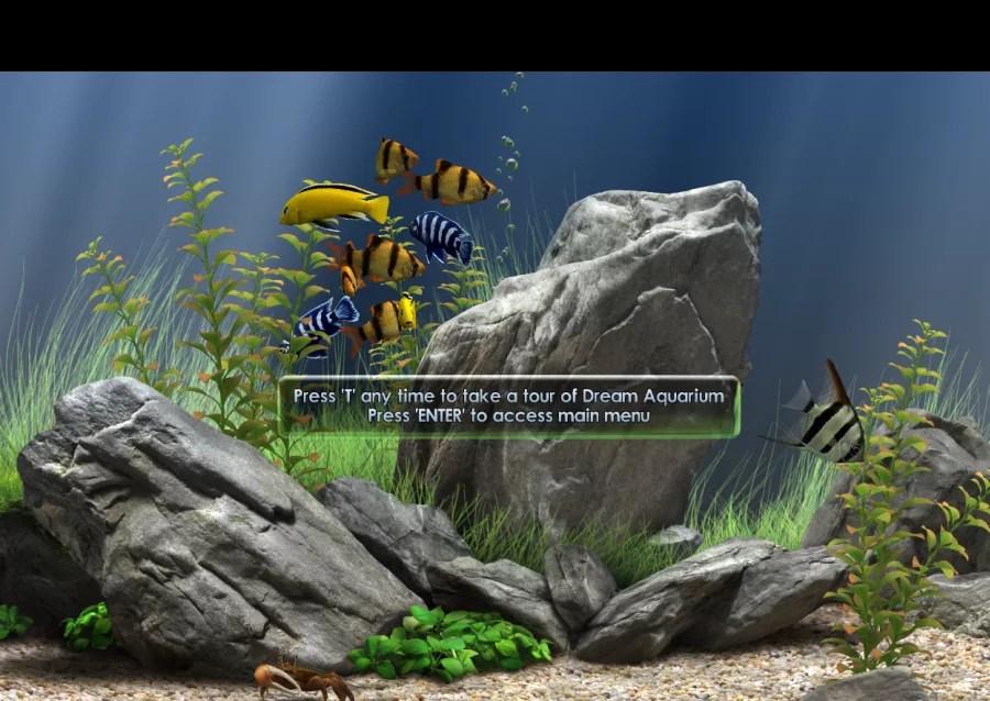 3d Moving Wallpaper Iphone 6 Dream Aquarium Screensaver Download