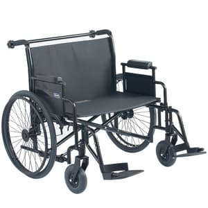 wheel chair on rent in dubai gaming chairs best buy invacare topaz bariatric wheelchair seat 66cm width htz0001