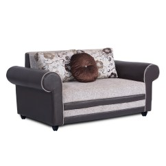 Length Of 2 Seater Sofa Small Light Grey Bed Bharat Lifestyle Alex Fabric Color Cream Brown Online Price In India Buybharat Life