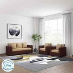 Sofa Materials Bangalore Cb2 Slipcover Buy Furniture Online At Best Price In India Wooden Fabric Set Bharat Lifestyle Tulip 3 1