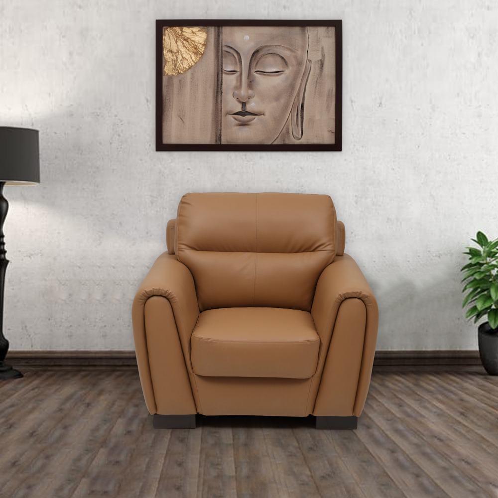 one sofa seat caruso leather 5 piece power motion sectional seater webster leatherette 1 light brown