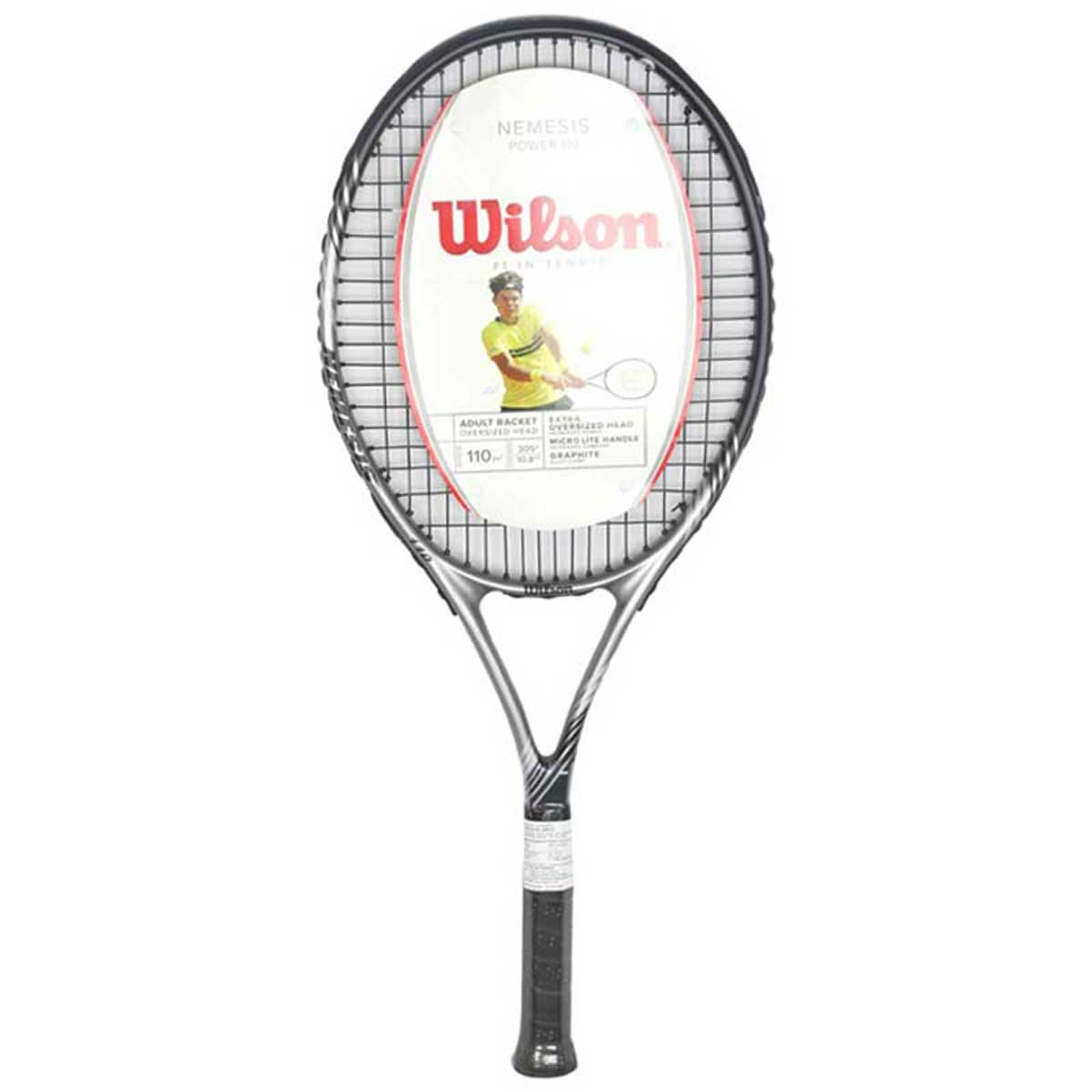 Buy Wilson Nemesis Power 110 Tennis Racquet Unstrung Online