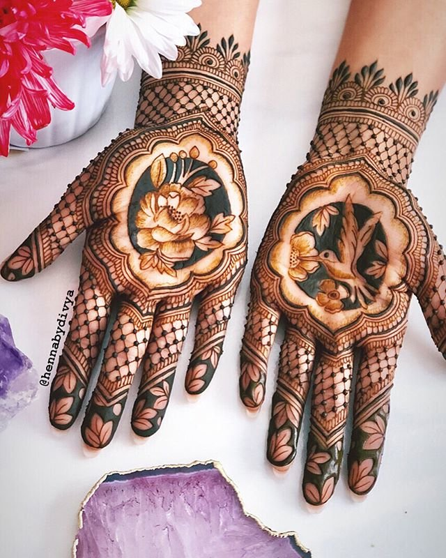 Mehndi Design Arabic Easy For Front Hand Image Tattoos Ideas