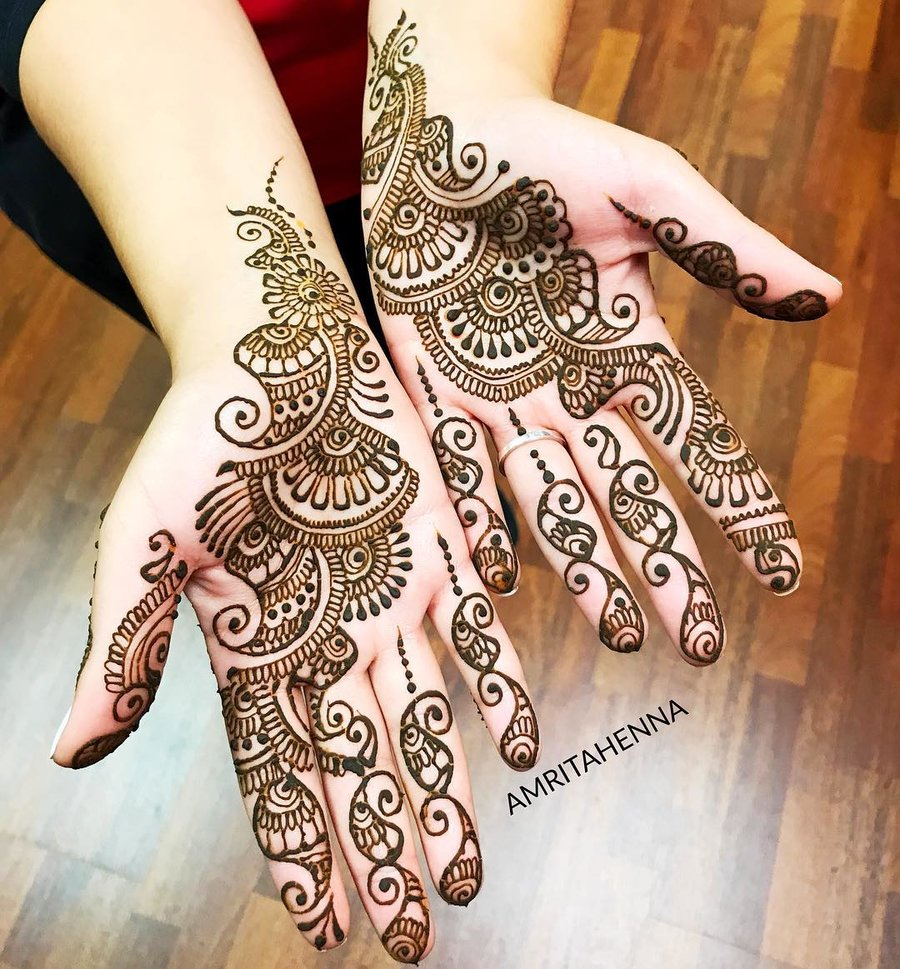 Mehandi Designs Images Arabic
