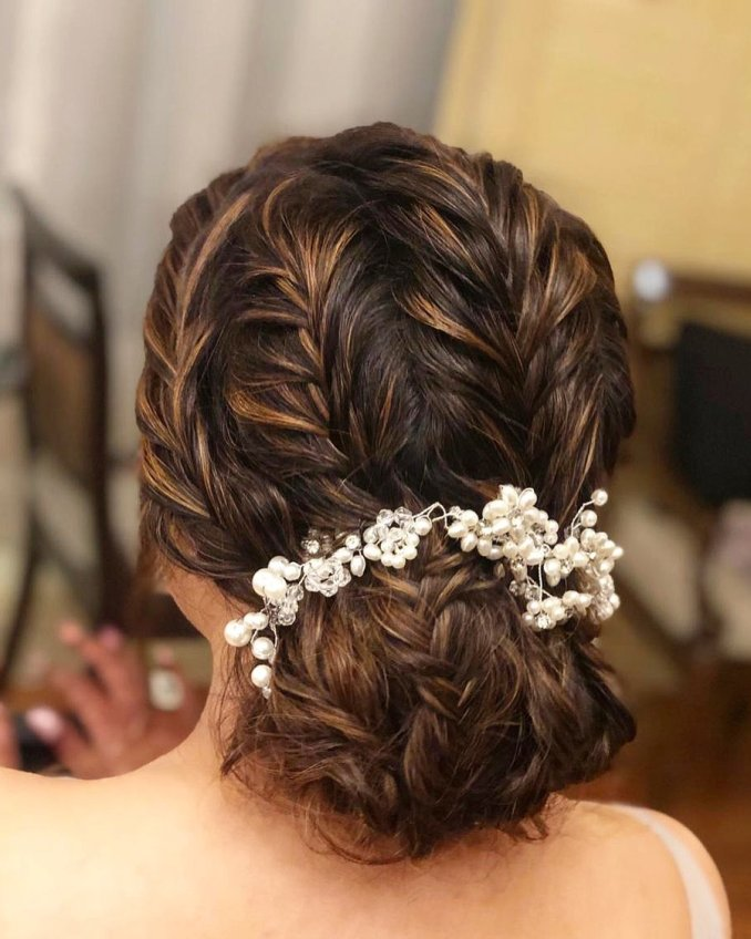 top 85+ bridal hairstyles that needs to be in every bride's