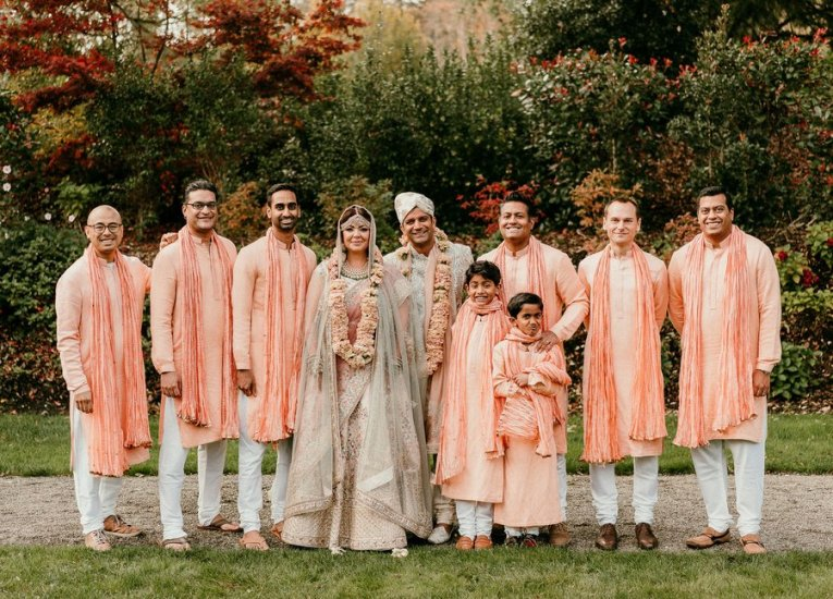 Dapper Wedding Outfit Ideas that are Perfect for the Desi Gabrus ...