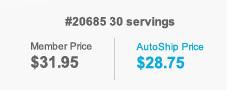 #20685 30 Servings